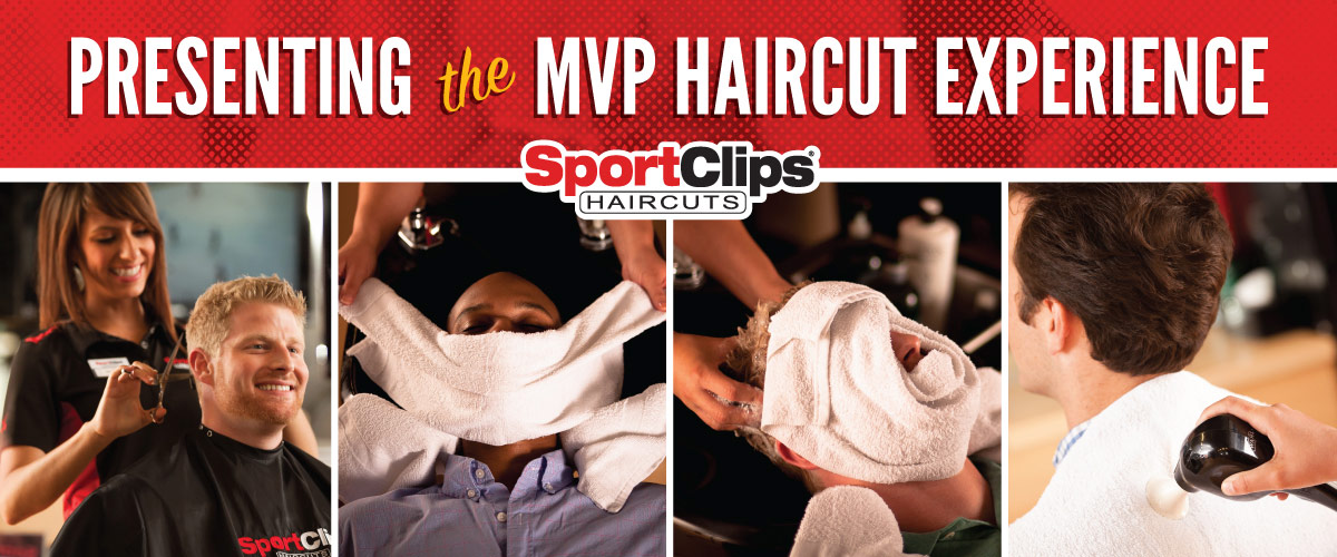 The Sport Clips Haircuts of Deer Park  MVP Haircut Experience